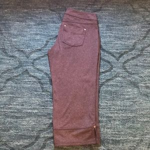 Athleta capris size M